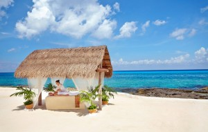InterContinental Presidente Resort and Spa - Beach Massage Photo